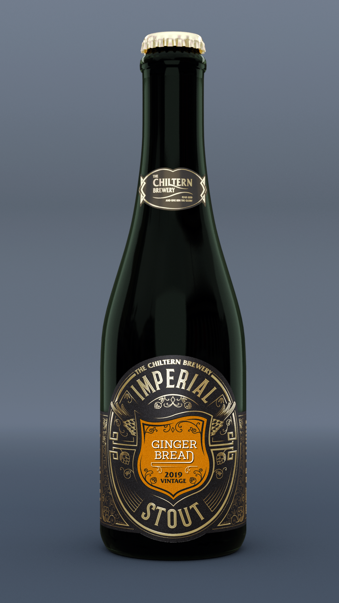 Imperial Stout 2019 Vintage – Gingerbread