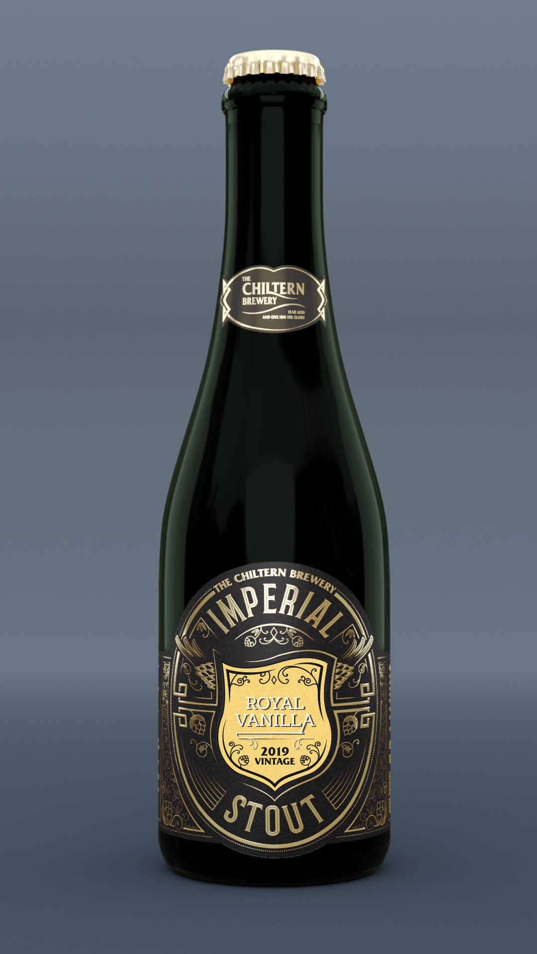 Imperial Stout 2019 Vintage – Royal Vanilla